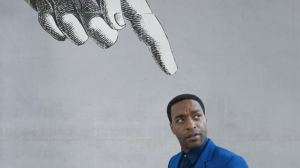 Chiwetel Ejiofor as Everyman at the National Thetre, London